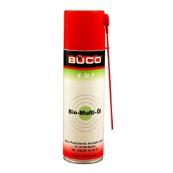 BÜCO 6 in 1 Bio Multi - Öl...